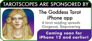 goddess tarot app
