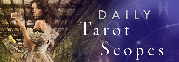 Daily TarotScopes from TarotGoddess.com.