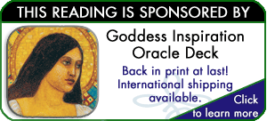 goddess inspiration oracle deck
