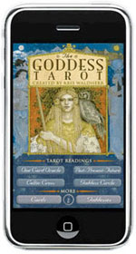 goddess tarot iphone app