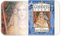 Get a free one card oracle reading with the Goddess Tarot